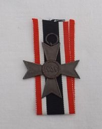 German WW2 1939 War Merit Cross 2nd Class. ref.ML105